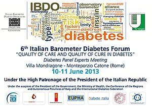 VI Italian Barometer Diabetes Forum