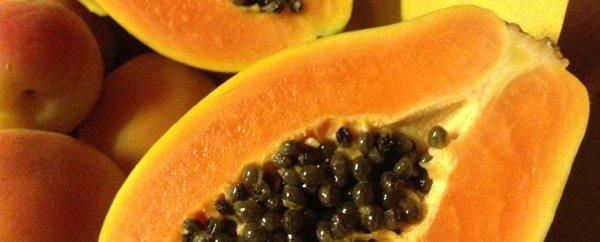 aiuto dimagrante alla papaia