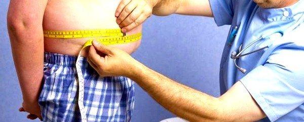 Il tasso di obesità delle diverse professioni