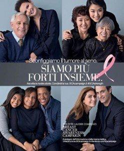 Locandina Campagna nastro rosa Lilt 2014