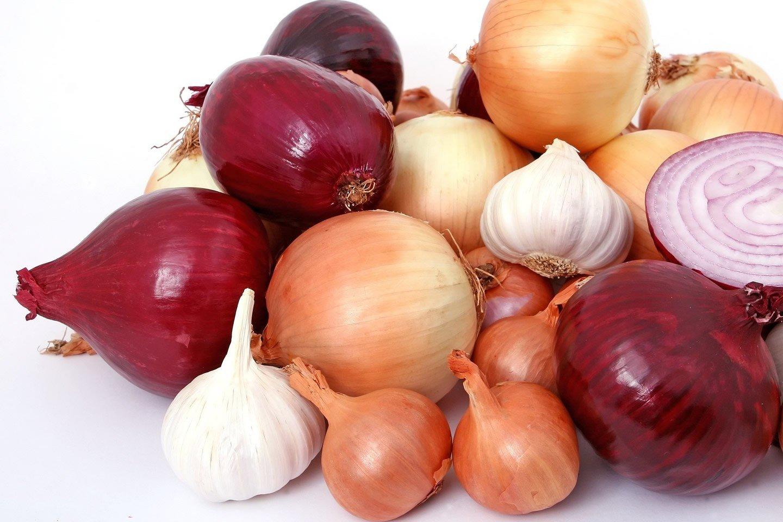 """Cipolla e aglio, due alleati """"strong"""" che proteggono e depurano"""