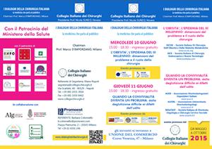 Dialoghi Chirugia Italiana 10 giugno 2015