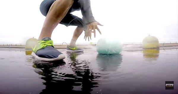 Fluiball: una nuova attività bruciagrassi, divertente e adatta a tutti