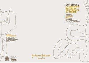 congresso LA CHIRURGIA GASTRICA: DALL'OBESITÀ AL CANCRO