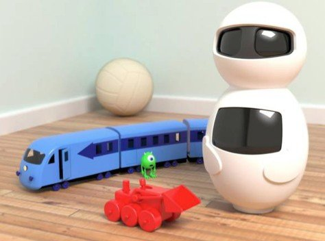 YOU: il nuovo robottino contro l'obesità infantile.