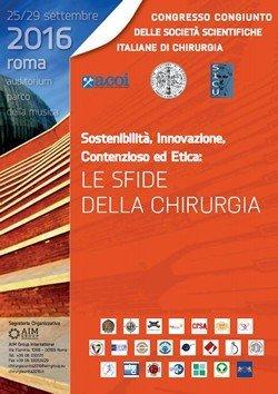 Congresso Congiunto delle Società Scientifiche Italiane di Chirurgia