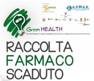 "Farmaci: ""Green Health, fai la differenza"""