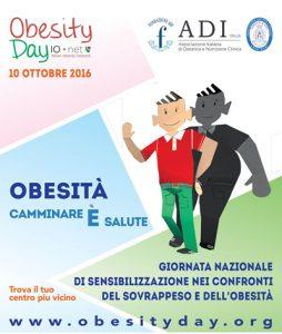 Obesity Day 10 ottobre 2016
