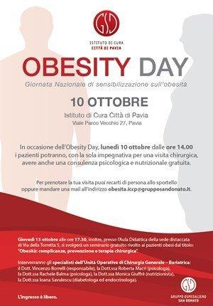 obesity day 2016 pavia