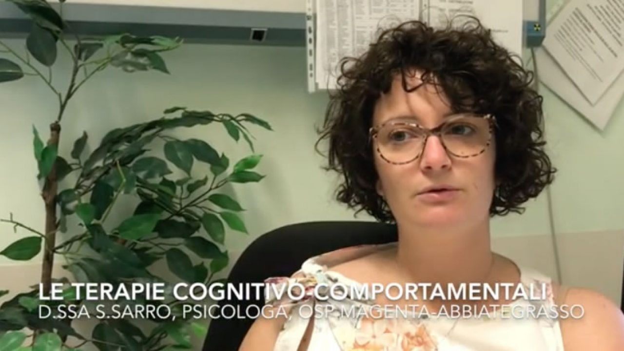 Le terapie cognitivo-comportamentali