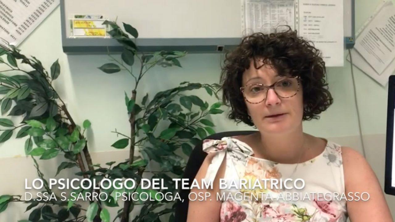 Il ruolo dello psicologo di un team bariatrico
