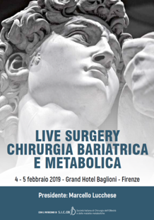 Live surgery in chirurgia bariatrica e metabolica all'AOSP di Terni