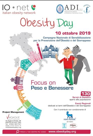La Campagna di Sensibilizzazione Obesity Day
