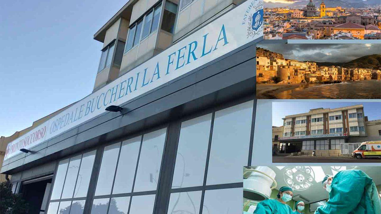 Obesità: Centro di Chirurgia Bariatrica d'eccellenza all'Ospedale Buccheri La Ferla Fatebenefratelli di Palermo