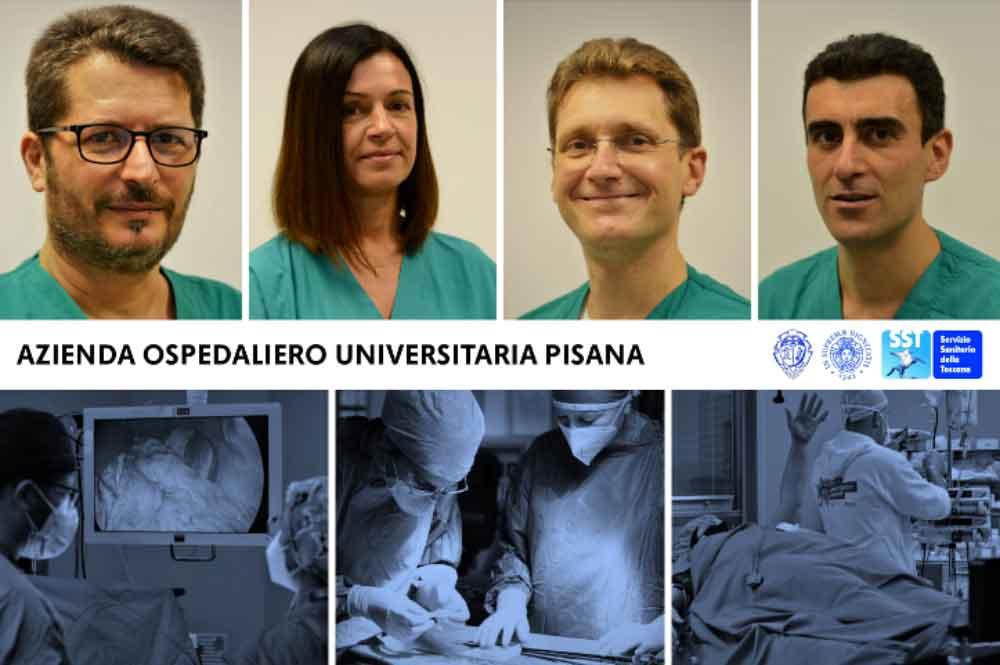 Bariatrica Pisana: Unire le competenze per moltiplicare benefici e sicurezza al paziente