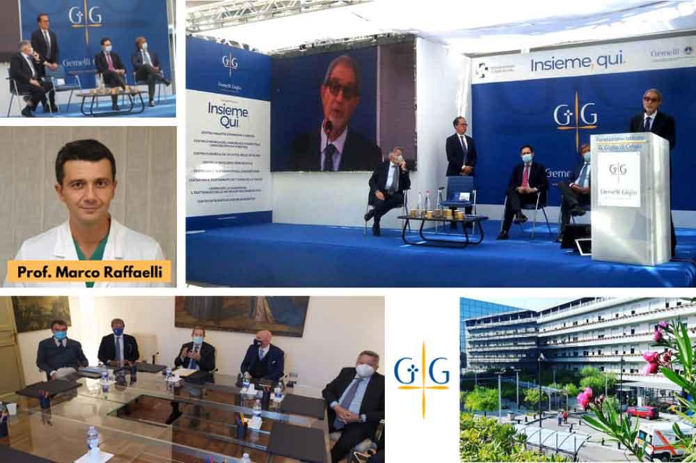 Gemelli Giglio Medical Partnership: in Sicilia una nuova realtà di eccellenza per la cura dell'obesità e non solo