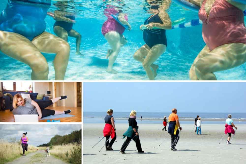 Attività fisica e obesità: le nuove raccomandazioni dell'EASO