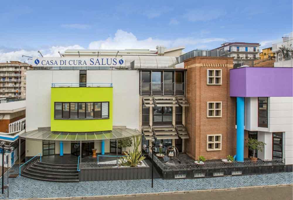 Il Centro di Eccellenza di Chirurgia Bariatrica della Casa di Cura Salus, Battipaglia (SA)