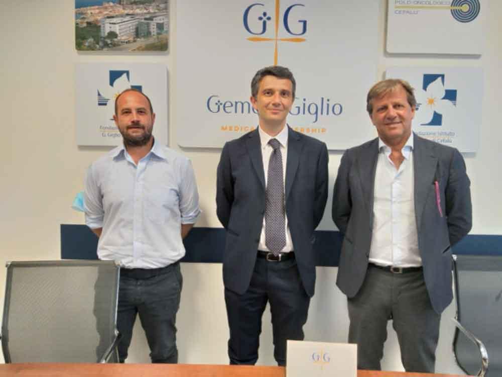Cefalù, Sicilia: aperti ambulatori di chirurgia obesità e endocrina grazie alla partnership Gemelli Giglio